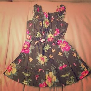 Adorable flower dress